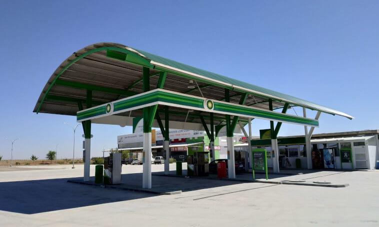 gasolinera bp | routex | uta | stanoil | dinero bp | aire para las ruedas | servicios