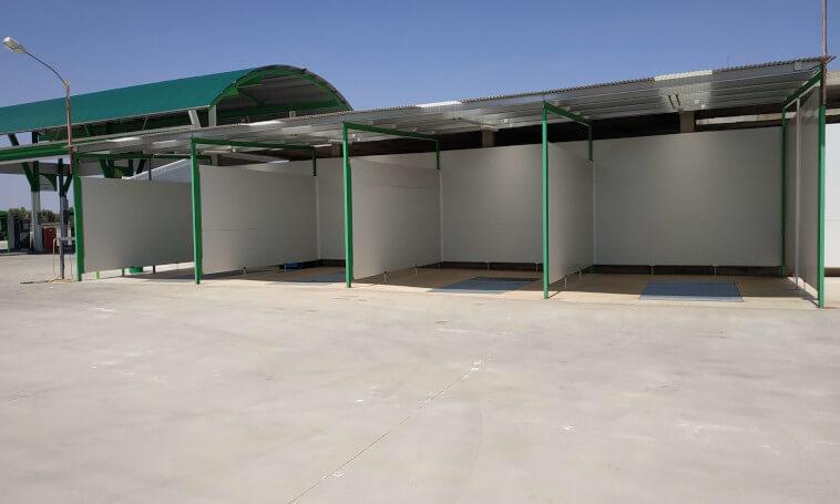 box de lavado | lavadero de coches | lavadero de camiones | lavado a presión | tunel de lavado | lavadero de vehiculos